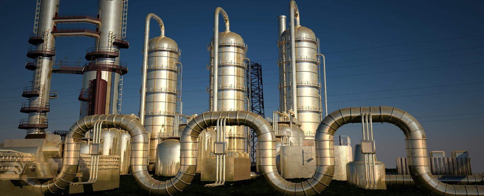 Производство трубопроводов и резервуаров под давлением